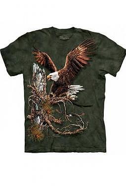 Find 12 Eagles - Kindergrösse XL - TShirt von The Mountain