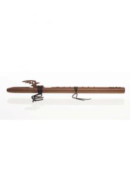 G Mol - Nussbaum Holz - Indianische Flöte